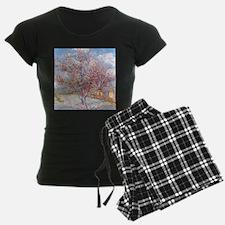 Van Gogh Peach Trees in Blossom Pajamas