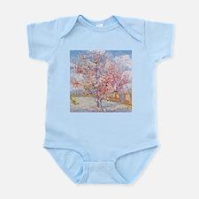 Van Gogh Peach Trees in Blossom Body Suit