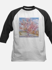 Van Gogh Peach Trees in Blossom Baseball Jersey