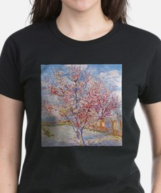 Van Gogh Peach Trees in Blossom T-Shirt