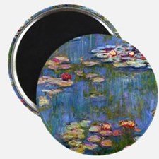 Monet Water lilies Magnets