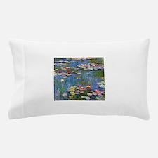 Monet Water lilies Pillow Case