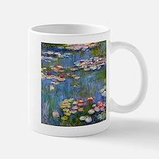 Monet Water lilies Mugs
