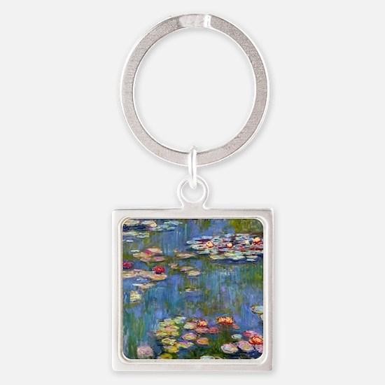 Monet Water lilies Keychains