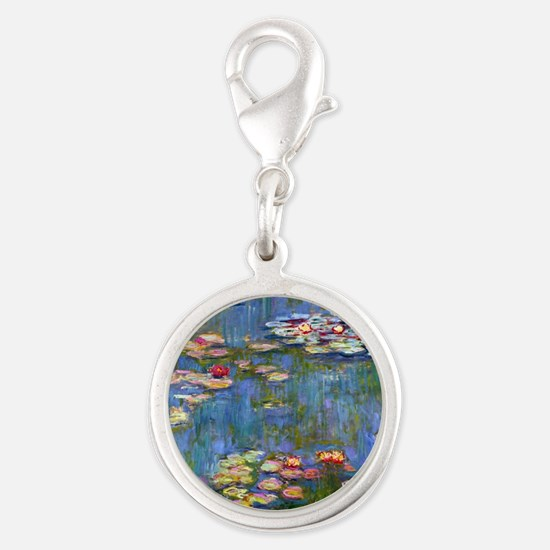 Monet Water lilies Charms