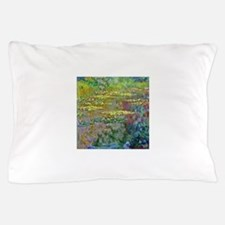 Water lilies by Claude Monet Pillow Case