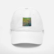 Water lilies by Claude Monet Baseball Baseball Baseball Cap