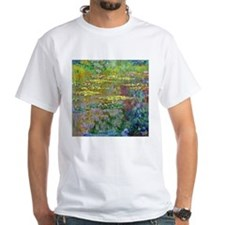 Water lilies by Claude Monet T-Shirt