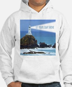Let your Light Shine Hoodie