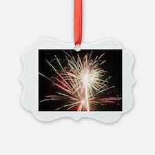 Fireworks Ornament