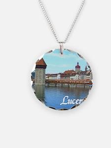 Lucerne souvenir Necklace
