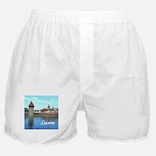 Lucerne souvenir Boxer Shorts