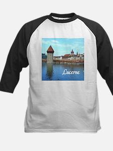 Lucerne souvenir Baseball Jersey