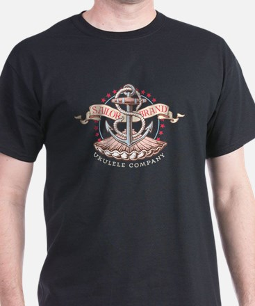 Sailor Brand Ukulele Co. Logo T-Shirt