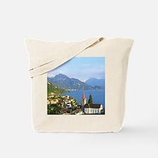 Switzerland Swiss landscape Tote Bag