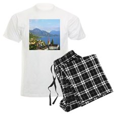 Switzerland Swiss landscape Pajamas