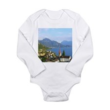 Switzerland Swiss landscape Body Suit