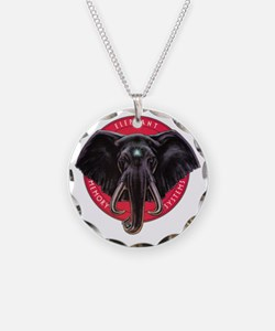Elephant Memory Systems Necklace