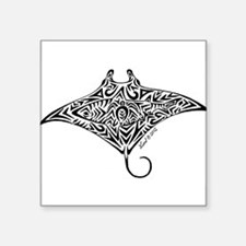Hawaiian Manta Sticker