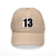 Lucky 13 Baseball Cap