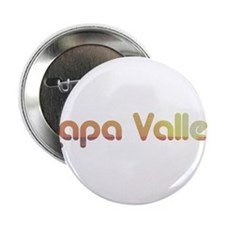 Napa Valley, California Button