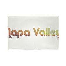 Napa Valley, California Rectangle Magnet