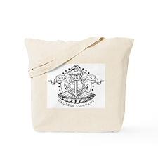 Sailorukes_Clam_Lightpng Tote Bag