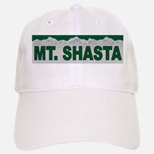 Mt. Shasta Baseball Baseball Cap