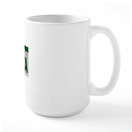 Mt. Shasta Large Mug