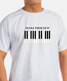 Piano Tickle T-Shirt