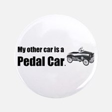"MyOtherCarPedalCar 3.5"" Button"
