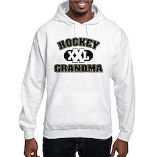 Hockey Grandma Jumper Hoodie