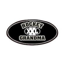 Hockey Grandma Patches