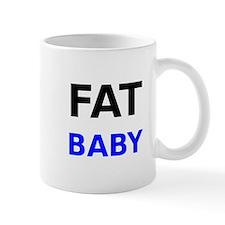Fat Baby Mugs
