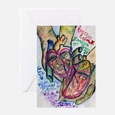 Zombie Love Poem Greeting Cards