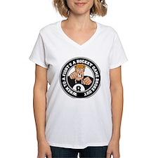 Funny Hockey Player Shirt