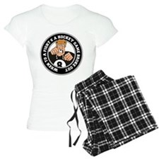 Funny Hockey Player Pajamas