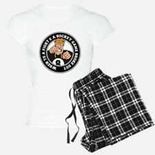 Funny Hockey Player Pajamas