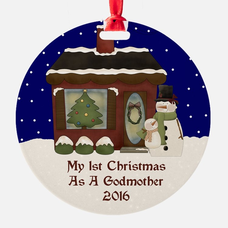 Godmother Christmas Ornaments | 1000s of Godmother ...