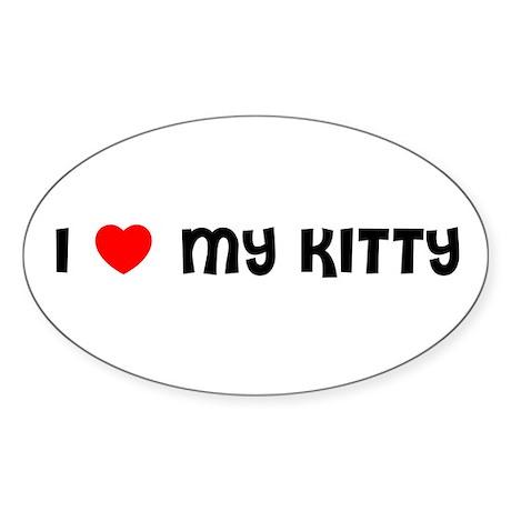My Kitty_cheribumper Sticker