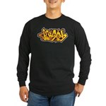 Poison Long Sleeve Dark T-Shirt