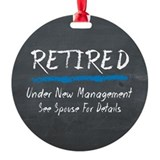 Boss retirement Ornaments