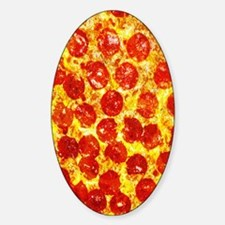 Pepperoni Pizza Decal