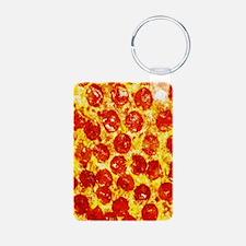 Pizzatime Keychains