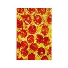 Pizzatime Rectangle Magnet