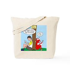 Wild Animal Id Tote Bag