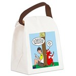 Wild Animal Id Canvas Lunch Bag