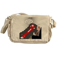 Fox Thinks Messenger Bag