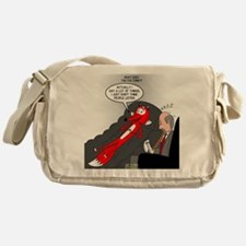 Fox Thinks Messenger Bag