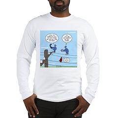 Bird Calls Long Sleeve T-Shirt